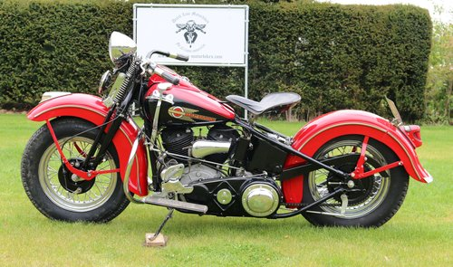 1939 Harley Davidson U1300 only 200 built of this rare model  For Sale (picture 1 of 4)