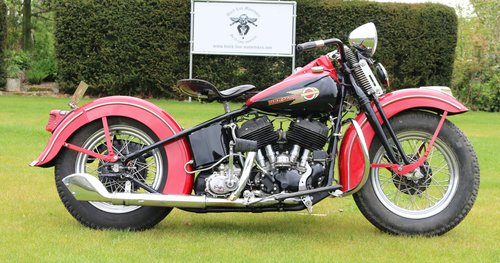 1939 Harley Davidson U1300 only 200 built of this rare model  For Sale (picture 3 of 4)
