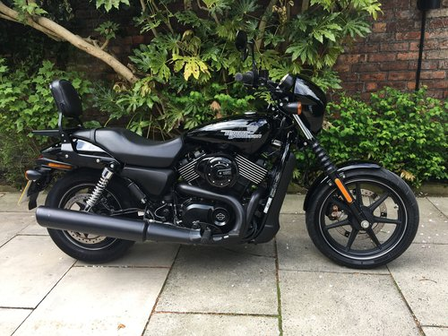 2017 Harley Davidson Street XG750, Immaculate  SOLD (picture 1 of 6)