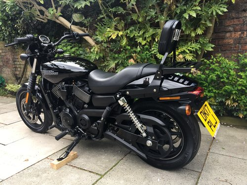 2017 Harley Davidson Street XG750, Immaculate  SOLD (picture 3 of 6)