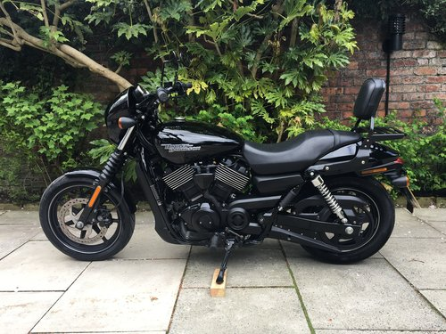 2017 Harley Davidson Street XG750, Immaculate  SOLD (picture 5 of 6)