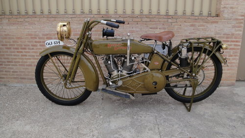 1921 Harley davidson f head 21f 1000cc ioe For Sale (picture 2 of 6)