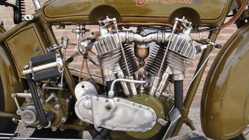 1921 Harley davidson f head 21f 1000cc ioe For Sale (picture 3 of 6)