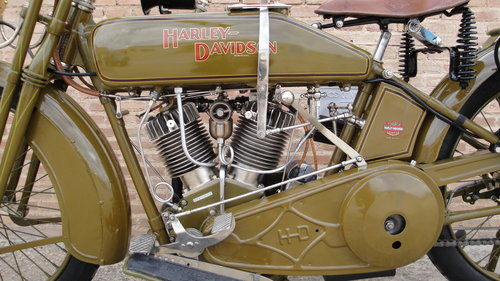 1921 Harley davidson f head 21f 1000cc ioe For Sale (picture 4 of 6)
