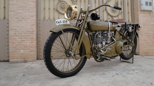 1921 Harley davidson f head 21f 1000cc ioe For Sale (picture 6 of 6)