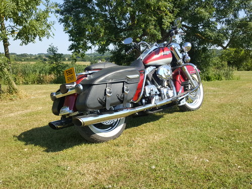 Harley Davidson Road King 1450cc Higher miles - superb! 2004 For Sale (picture 2 of 6)