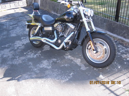 2008 Fatbob For Sale (picture 2 of 6)