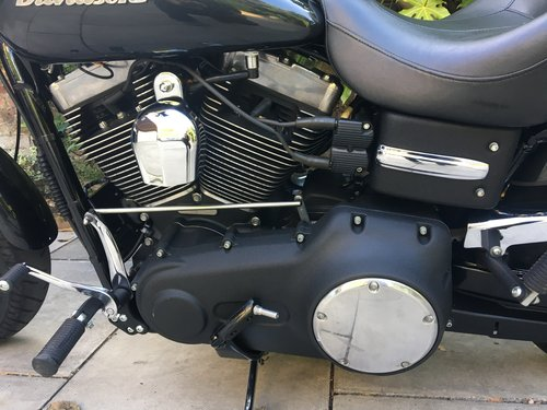 2009 Harley Davidson FXDF Fat Bob, 7,000miles, Immaculate SOLD (picture 5 of 6)