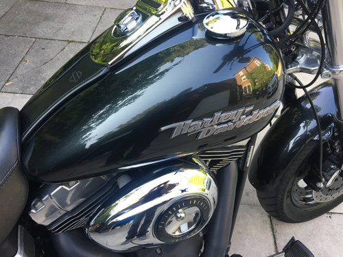 2009 Harley Davidson FXDF Fat Bob, 7,000miles, Immaculate SOLD (picture 6 of 6)