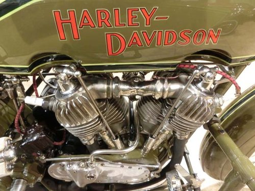 HARLEY DAVIDSON J - L20T WITH SIDECAR - 1920 For Sale (picture 3 of 6)