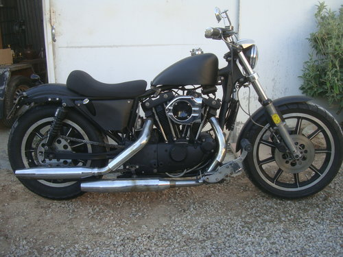 1980 Harley Davidson 1000 For Sale (picture 1 of 6)