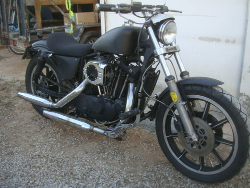 1980 Harley Davidson 1000 For Sale (picture 2 of 6)