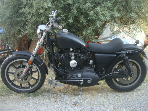 1980 Harley Davidson 1000 For Sale (picture 3 of 6)