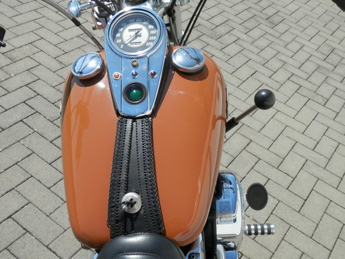 1991 Harley FXRS Evo with tankshift For Sale (picture 1 of 6)