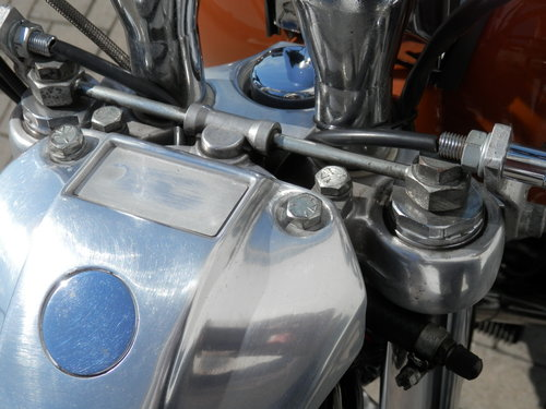 1991 Harley FXRS Evo with tankshift For Sale (picture 6 of 6)