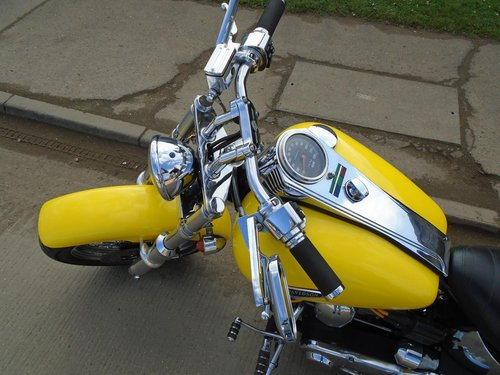 Customised 1988 Harley Softail  For Sale (picture 6 of 6)