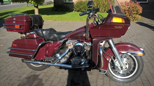 Harley davidson tourglide 1983 For Sale (picture 1 of 6)
