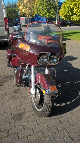 Harley davidson tourglide 1983 For Sale (picture 4 of 6)