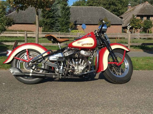 1942 Harley Davidson WLA (WL WLC Flathead) For Sale (picture 1 of 6)