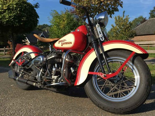 1942 Harley Davidson WLA (WL WLC Flathead) For Sale (picture 3 of 6)