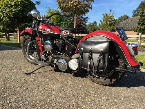 1946 Harley Davidson U (UL ULH Flathead) For Sale (picture 6 of 6)