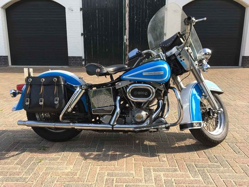 1976 Harley Davidson FLH  For Sale (picture 1 of 6)