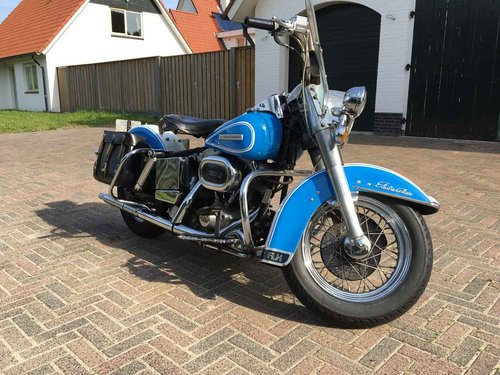 1976 Harley Davidson FLH  For Sale (picture 3 of 6)