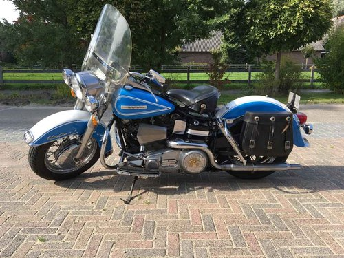 1976 Harley Davidson FLH  For Sale (picture 4 of 6)