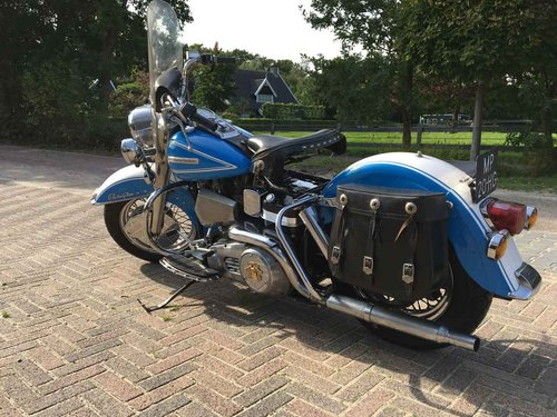 1976 Harley Davidson FLH  For Sale (picture 5 of 6)