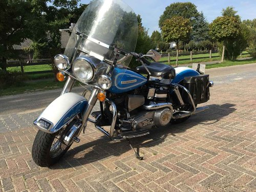 1976 Harley Davidson FLH  For Sale (picture 6 of 6)