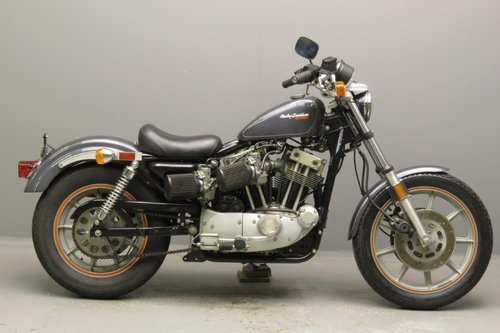 Harley Davidson XR1000 1983 SOLD (picture 1 of 6)