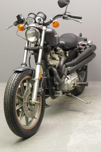 Harley Davidson XR1000 1983 SOLD (picture 5 of 6)
