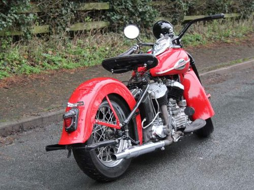 1941 Harley Davidson UL 1200 SOLD (picture 4 of 6)