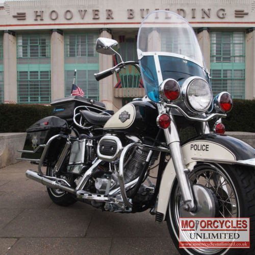 Genuine 1971 HD California CHIPS Shovelhead, Must See. SOLD (picture 2 of 6)