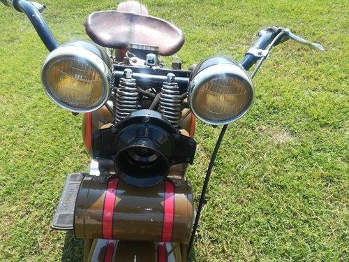 Harley Davidson DL 750cc - 1930 SOLD (picture 4 of 6)