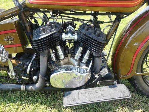 Harley Davidson DL 750cc - 1930 SOLD (picture 5 of 6)