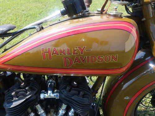 Harley Davidson DL 750cc - 1930 SOLD (picture 6 of 6)