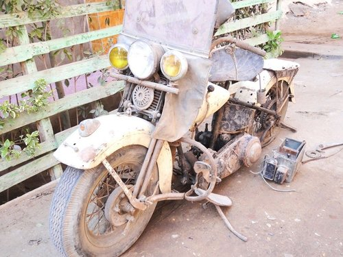 Knucklehead 1946 Project For Sale (picture 2 of 6)