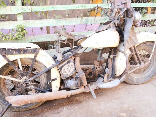 Knucklehead 1946 Project For Sale (picture 3 of 6)