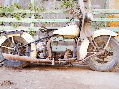 Knucklehead 1946 Project For Sale (picture 6 of 6)