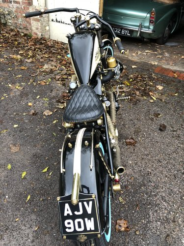 1978 brass bobber For Sale (picture 2 of 6)