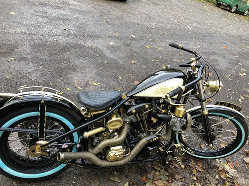 1978 brass bobber For Sale (picture 3 of 6)