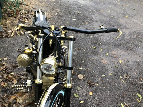 1978 brass bobber For Sale (picture 4 of 6)