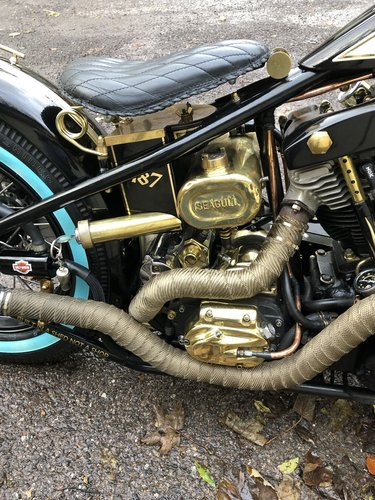 1978 brass bobber For Sale (picture 5 of 6)