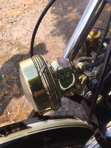 1978 brass bobber For Sale (picture 6 of 6)