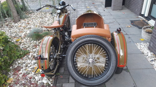 1932 harley VL 1200 + sidecar SOLD (picture 6 of 6)