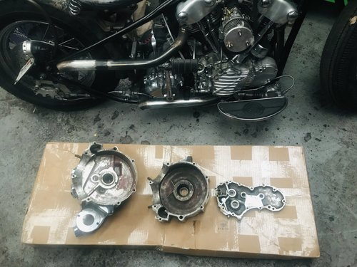 1958 Harley Davidson Panhead project For Sale (picture 2 of 4)