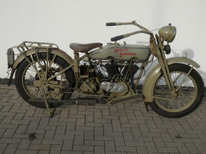 Picture of Barn find 1920 Harley 1000cc J-Model SOLD