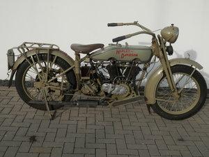 Barn find 1920 Harley 1000cc J-Model SOLD