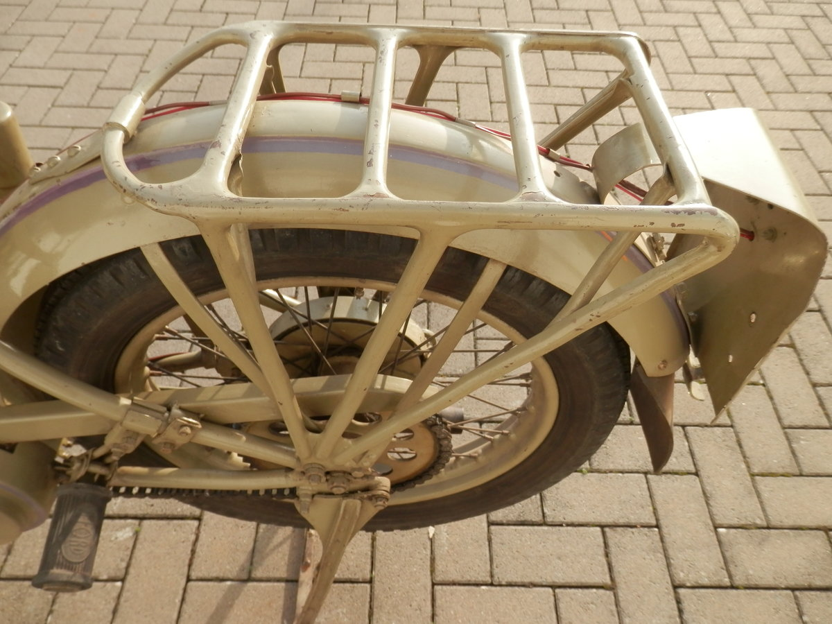 Barn find 1920 Harley 1000cc J-Model SOLD (picture 6 of 6)